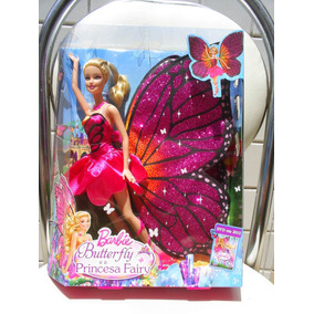 Barbie - Butterfly - Original E Lacrada