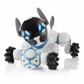 Cão Robo Wowwee Chip Cachorro Robo - White