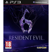 Juego Ps3 Resident Evil 6 - Refurbished Fisico