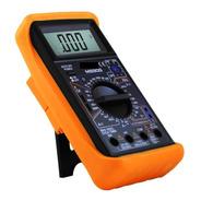 Tester Digital M890g Multimetro Capacimetro Temp Frecuencia