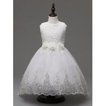 Vestido Daminha De Honra Casamento Noiva Festa Dami Da Noiva