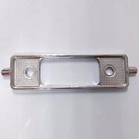 Moldura Metal Cromada P/ Rádio Fusca Antigo