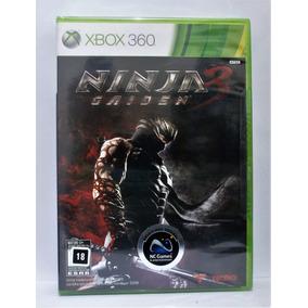 Ninja Gaiden 3 - Jogo Xbox 360 - Novo Lacrado Midia Fisica