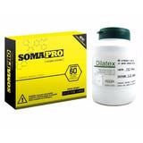 Dilatex 152 Caps + Somapro 60 Cáps Original Iridium Labs
