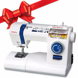 Maquina Coser Toyota Quilting Patchwork Clases De Regalo !