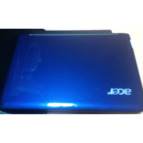 Notebook Acer Aspire One - 1.33 Ghz - 2gb De Ram - Hd 256 Gb