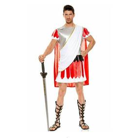 Disfraz Hombre Halloween Romano Julio César Talla Grande