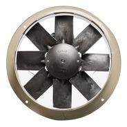 Extractor De Aire Axial Industrial 55 Cm P/ Pared Gatti Ventilación