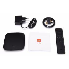 Xiaomi Mi Box3 Tv Android 6.0 2g / 8g 4k Wifi Quad Core
