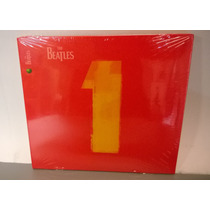 Cd Beatles 1 Number One - Greatest Hits - Lacrado Digipac