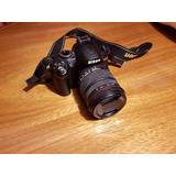 Nikon D3000 + Lente Sigma 18-200 Mm 1: 3.5 - 6.3