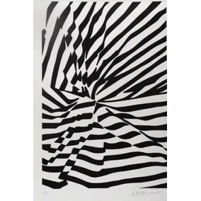 Kleber Ventura- Gravura Abstrata / Tiragem Limitada: Pa