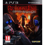 Resident Evil: Operation Raccoon City Juego Digitalps3