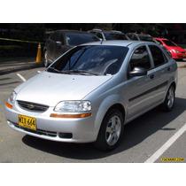 Chevrolet Aveo Family Mt 1500cc 4p Aa