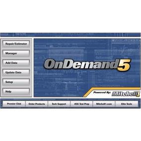 Mitchell Ondemand5 Reparación Automotriz