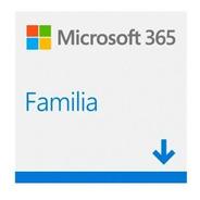 Microsoft 365 Familia 6 Usuarios / 1 Año Microsoft 3 Tk957