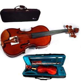Violino Eagle 3/4 Ve431 Arco Estojo Térmico Ve 431 Ve-431
