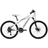 Bicicleta Soul Sl 200 27v Quadro Em Alumínio Aro 26 S/ Juros