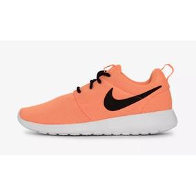 Tenis Nike Roshe Run Casual Estilo Para Mujer Niña O Niño