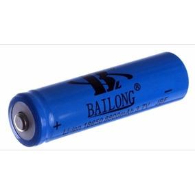 Bateria Recarregável Li-ion 18650 3.7v 8800mah