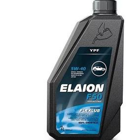 Oleo Vw Elaion F50 | 5w-40 100% Sintético Gol Fox Crosfox