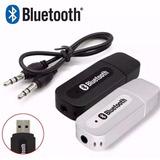 Transmissor Receptor Bluetooth Usb Adaptador Musica P2