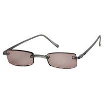 Lentes Gafas Lectura Optica Sol B+d Rl Reader Gris +1.50