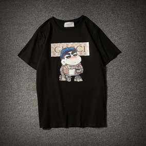 badca40c4d235 euro  Camiseta Armani Risk Black Também Dolce Gabbana - Camisetas ...