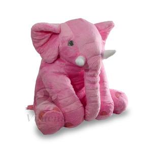 Bebê Travesseiro Elefante Almofada Pelúcia Amamentação 65cm