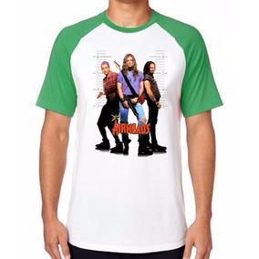 Camiseta Cabeças De Vento Filme Blusas Manga Curta Tamanho