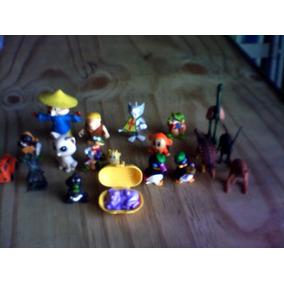 Muñecos Kinder Y Otras Colecciones