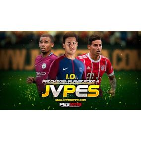 Patch Pes 2018 Ps4 Option File C/ Bundesliga Brasileiro
