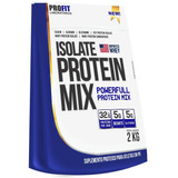 Whey Protein Isolado Isolate Mix Refil 2kg - Profit Labs