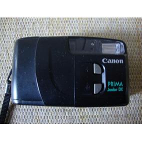Câmera Fotográfica Marca Canon Modelo Prima Jr Dx.