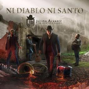 Cd Ni Diablo Ni Santo (b Trks) Julion Alvarez Y Su Norteño