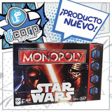 Monopoly Juego Star Wars The Force Awakens Hasbro
