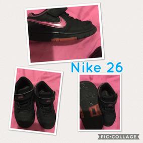 Zapatos Nike 26 Deportivos - Zapatos Nike Negro en Mercado Libre ... 7a968525d462e