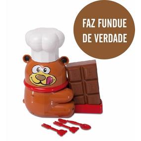 Brinquedo Cozinha Kids Chef Foundue Maker Multikids Br008