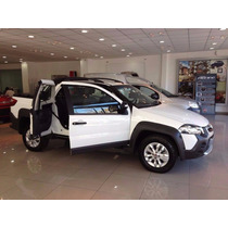 Fiat Strada Working Cabina Doble Color Blanca