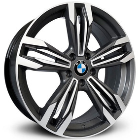 Jg Roda Bmw M6 Gran Coupe 17x7 4/ 5 Furo City Fit Clio Logan