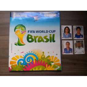 Álbum De Figurinhas - Fifa World Cup Brasil 2014