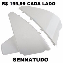Tampa Lateral Shadow 600 - Nova- Sem Uso - Preço Cada Peça