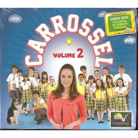 Cd - Carrossel - Volume 2 - 2012 - Com Imãs - Novo, Lacrado