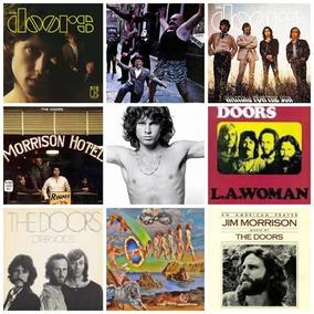 The Doors Discografia Completa + Raridades (melhor Qualidade