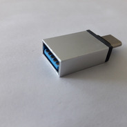Adaptador Usb C A Usb 3.0 Compatible Macbook Y Celulares