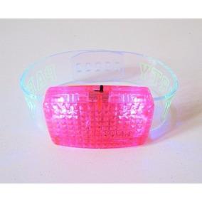 Pulsera Audiorítmica Con Led × 6 Luminosas - Cienfuegos
