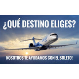 Pasajes Aéreos Internacionales Madrid, Argentina,cuba, Miami