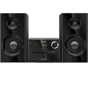 Mini System Philips Btd2180/55 70 W Rms Bluetooth/dvd/cd/mp3