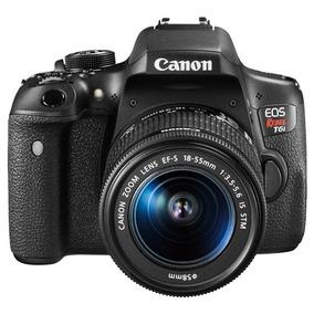 Canon Rebel T6i 18-55mm Garatia Canon Br