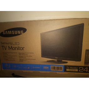 Tv Monitor Samsung 24 Modelo Td 310